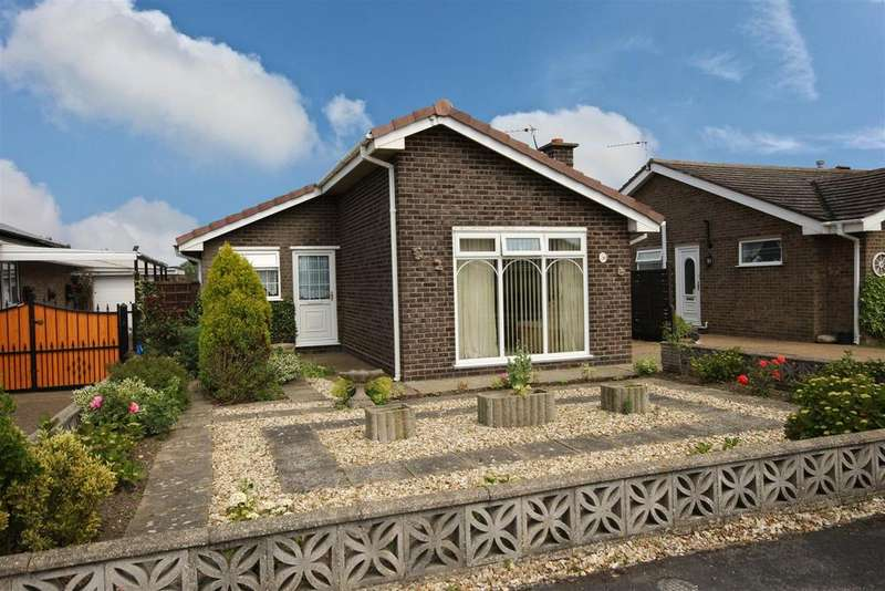 2 Bedrooms Detached Bungalow for sale in Medina Gardens, Mablethorpe