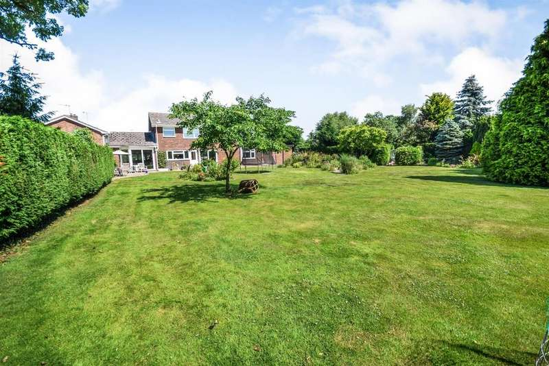 4 Bedrooms Detached House for sale in Beech Green, Wickham Bishops