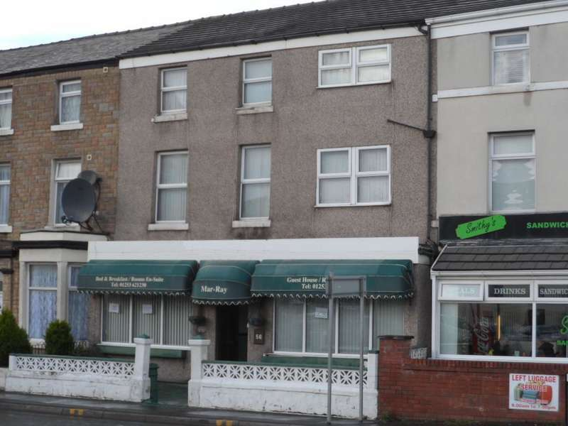 9 Bedrooms Hotel Commercial for sale in Springfield Road, Blackpool, FY1 2BA
