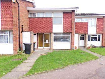 4 Bedrooms Terraced House for sale in Williamson Road, Kempston, Bedford, Bedfordshire