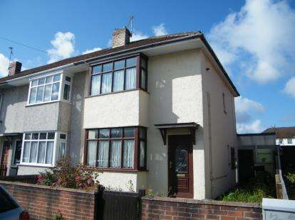 3 Bedrooms End Of Terrace House for sale in Charles Road, Filton, Bristol