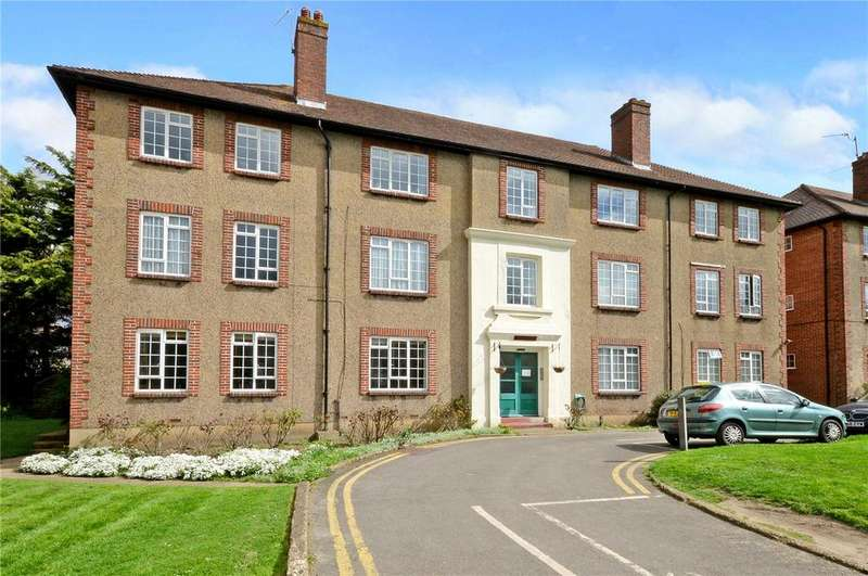 2 Bedrooms Flat for sale in Cheam Mansions, Station Way, Cheam, Sutton, SM3
