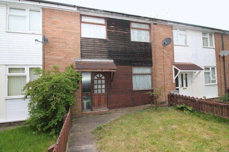 3 Bedrooms Terraced House for sale in Harrogate Walk, Rock Ferry