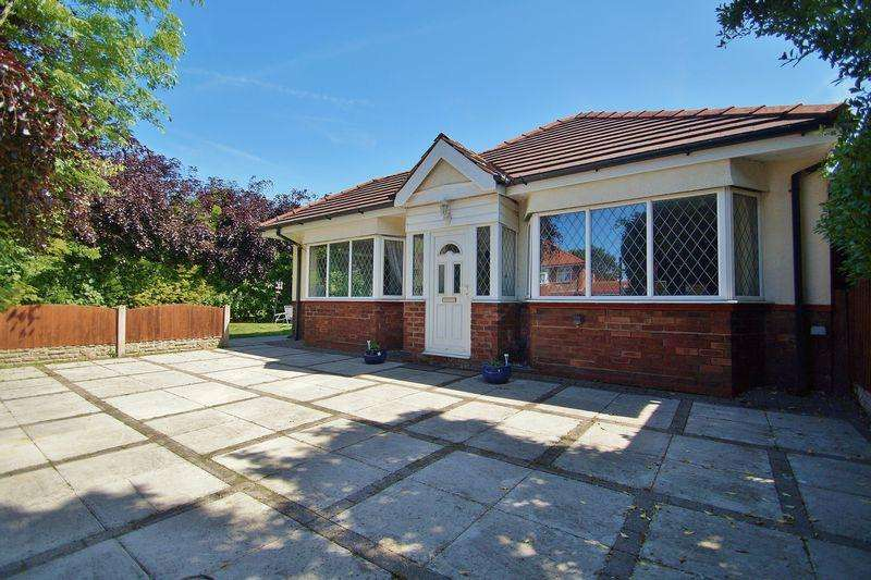 2 Bedrooms Detached Bungalow for sale in Rathmore Crescent, Churchtown
