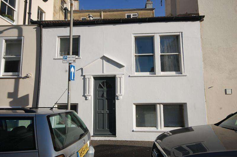 2 Bedrooms Cottage House for sale in Norfolk Square, Brighton