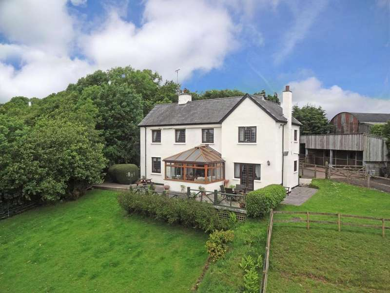 4 Bedrooms Equestrian Facility Character Property for sale in East Anstey, Tiverton