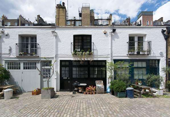 1 Bedroom House for sale in Bathurst Mews, London, W2