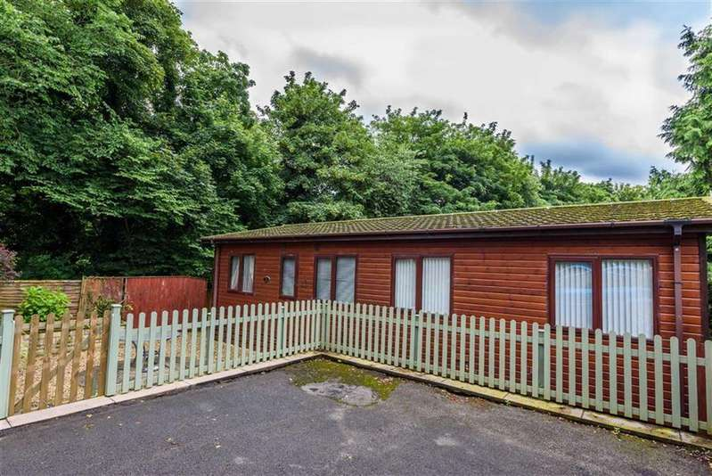 3 Bedrooms Chalet House for sale in Lodge, Millness Caravan Park, Milnthorpe, Cumbria