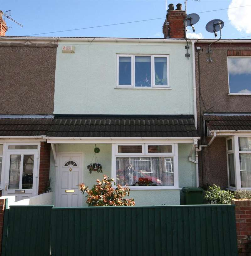 2 Bedrooms Terraced House for sale in Lovett Street, Cleethorpes, DN35