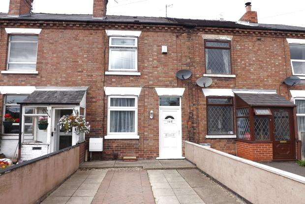 3 Bedrooms Terraced House for sale in Nottingham Road, Arnold, Nottingham, NG5