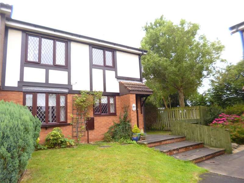 2 Bedrooms Apartment Flat for sale in Copperfield, Bridgnorth, Shropshire