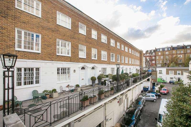 3 Bedrooms Flat for sale in Regency Terrace, Chelsea SW7