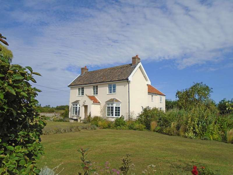 4 Bedrooms Farm House Character Property for sale in Cratfield, Nr Halesworth, Suffolk