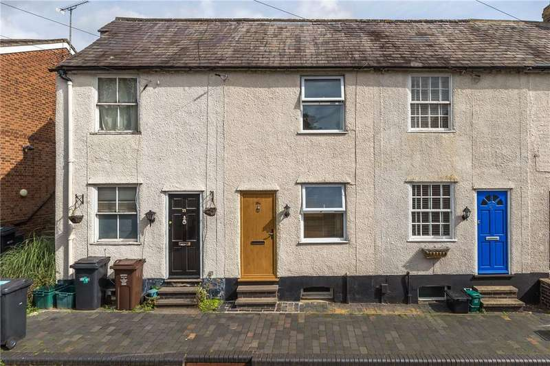 2 Bedrooms Terraced House for sale in Old London Road, St. Albans, Hertfordshire