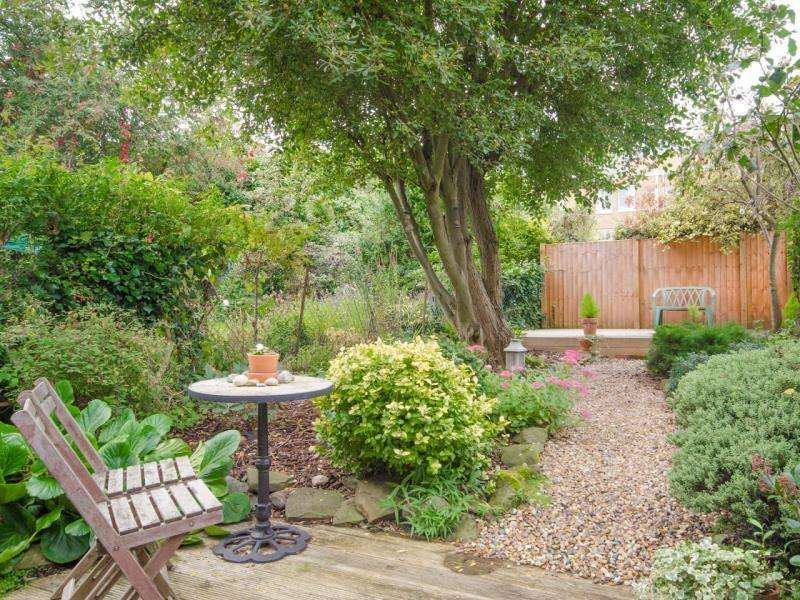 1 Bedroom Ground Flat for sale in Coniston Road, N10