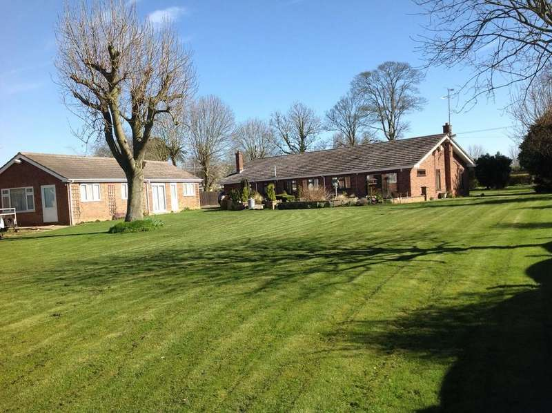 3 Bedrooms Detached Bungalow for sale in High Broadgate, Tydd St Giles