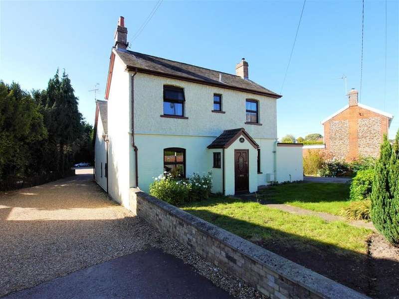 6 Bedrooms Detached House for sale in 14 Ipswich Road, Claydon, Ipswich, Suffolk, IP6 0AR