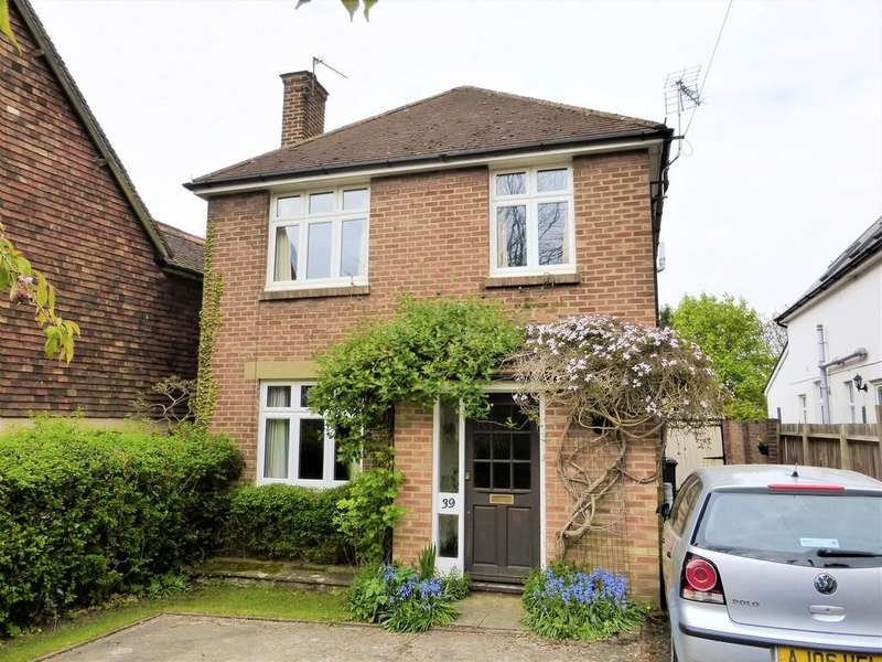 3 Bedrooms Detached House for sale in Roseacre Lane, Bearsted