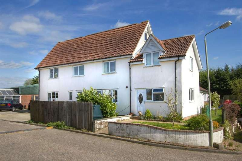 5 Bedrooms Detached House for sale in Banham, Norfolk