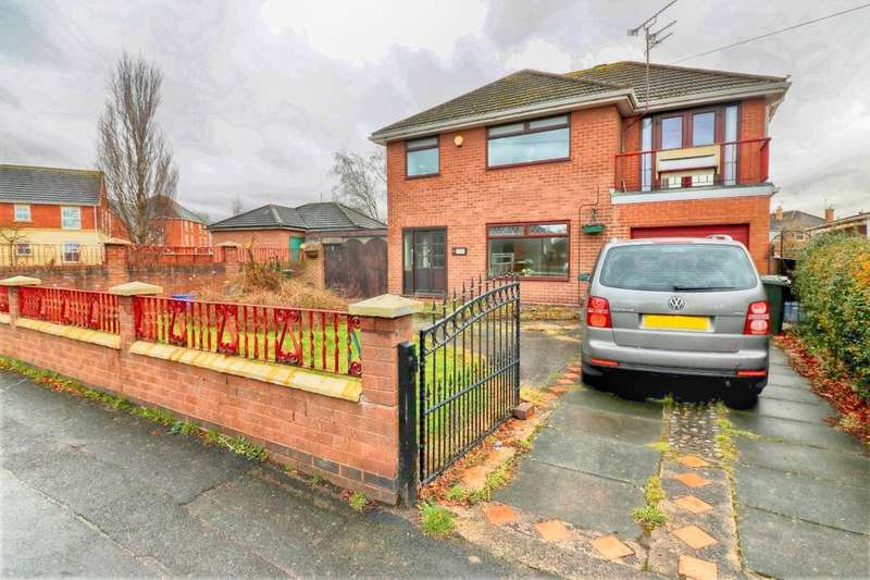 4 Bedrooms Detached House for rent in Chester Road, Whitby, Ellesmere Port, CH66