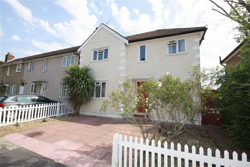 3 Bedrooms End Of Terrace House for sale in Willow Close, Bromley