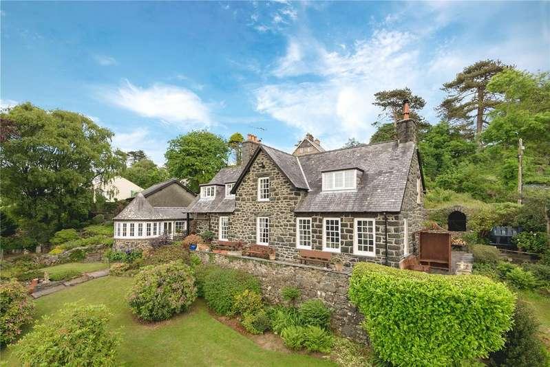 4 Bedrooms Detached House for sale in Llwyngwril, Gwynedd