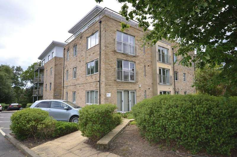 2 Bedrooms Apartment Flat for sale in Brodwell Grange, Horsforth, Leeds