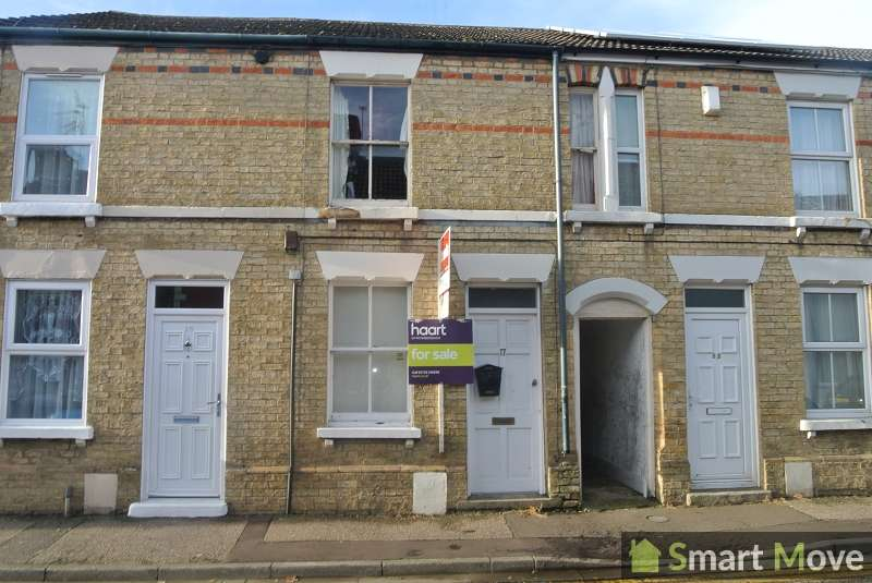2 Bedrooms Terraced House for sale in Whitsed Street, Peterborough, Cambridgeshire. PE1 5ED