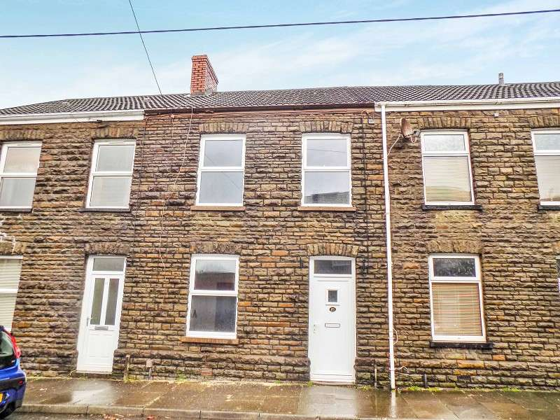 3 Bedrooms Terraced House for sale in Vernon Street, Briton Ferry, Neath, Neath Port Talbot. SA11 2PE