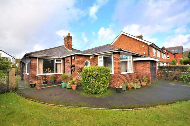 2 Bedrooms Detached Bungalow for sale in Meads Road, Ashton, Preston, Lancashire, PR2 1HD