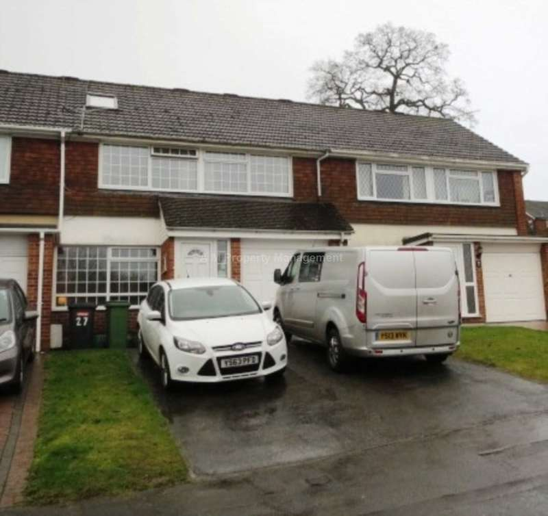 4 Bedrooms Town House for sale in Robin Way, Tilehurst
