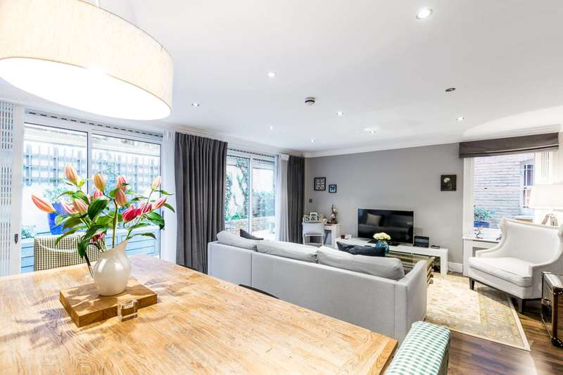 2 Bedrooms Flat for sale in Thackeray House, Sloane Square, SW3