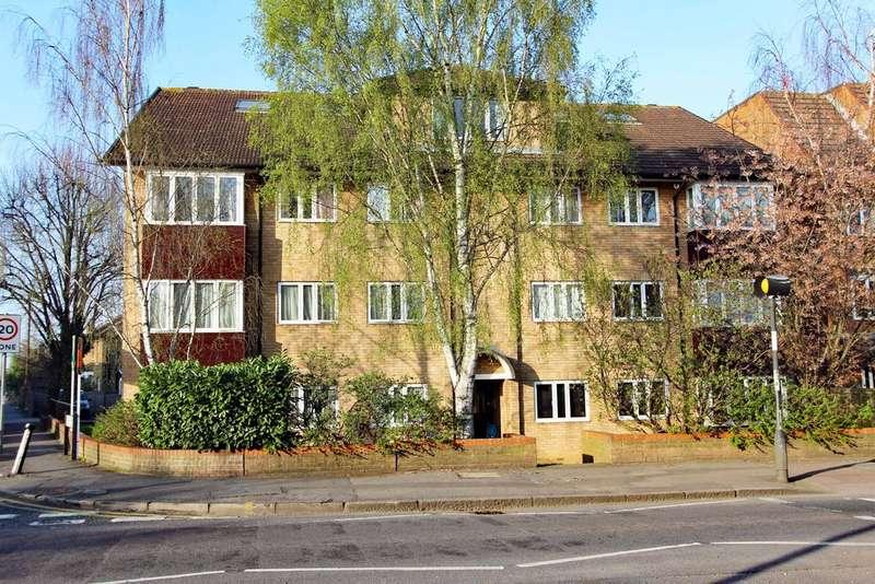 2 Bedrooms Flat for sale in Kingston Road, New Malden