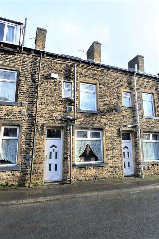 4 Bedrooms Terraced House for sale in Rylstone Street, Keighley
