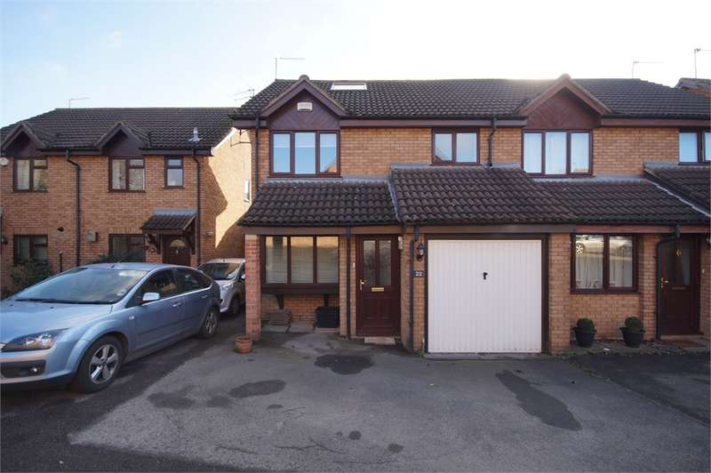 4 Bedrooms Semi Detached House for sale in Westminster Way, Lower Earley, READING, Berkshire