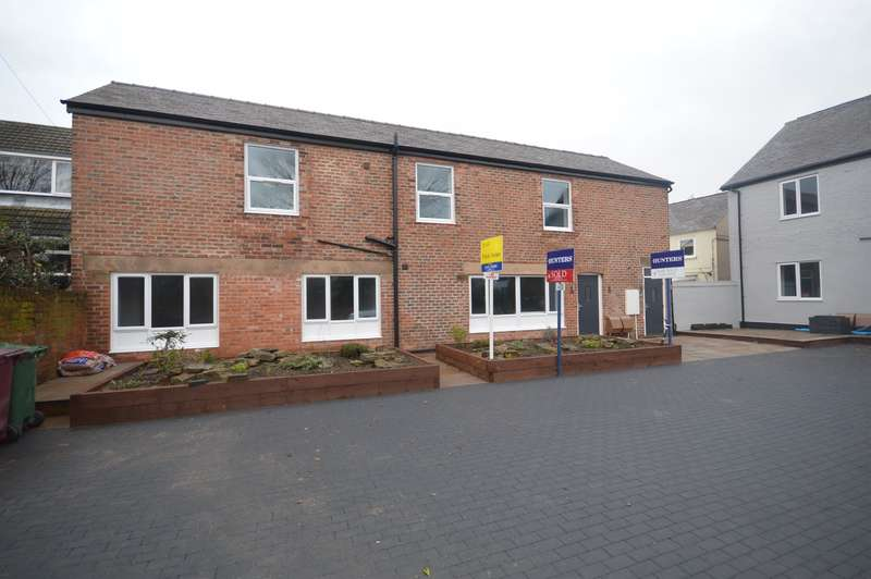 2 Bedrooms Flat for sale in Arcam House, Draycott Road, North Wingfield, Chesterfield, S42