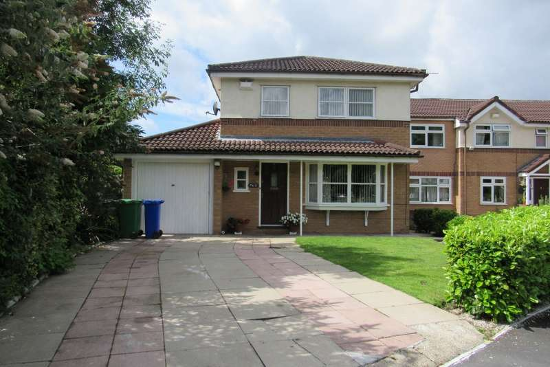 4 Bedrooms Detached House for sale in Acorn Close, Manchester