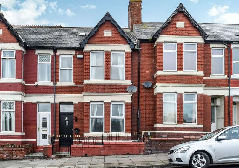 4 Bedrooms Terraced House for sale in Broad Street, Barry