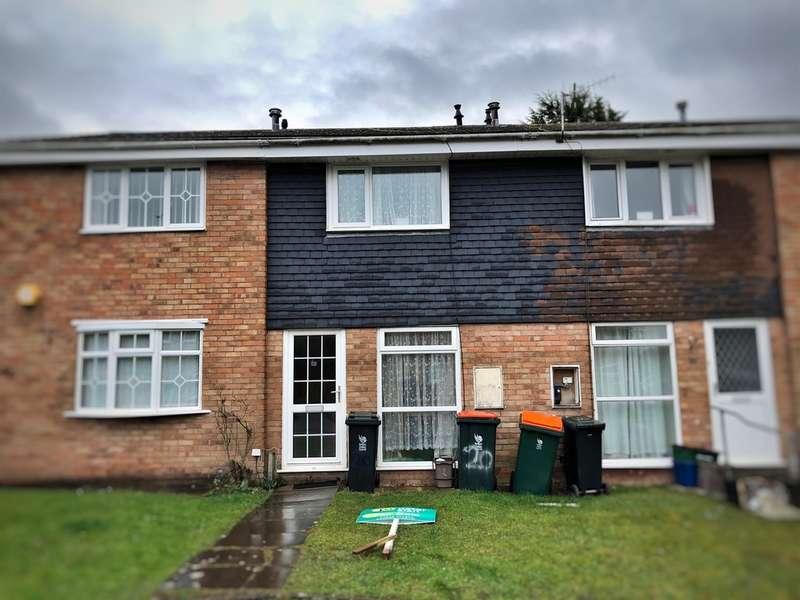 2 Bedrooms Terraced House for sale in Plym Walk, Bettws, Newport