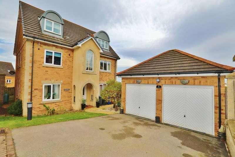 5 Bedrooms Detached House for sale in Upper Hoyland Road, Hoyland, Barnsley, S74