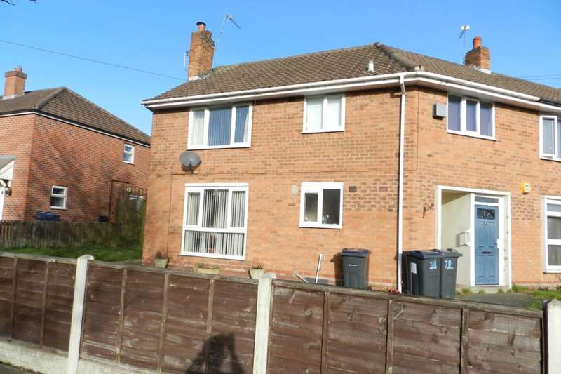 1 Bedroom Flat for sale in Galloway Avenue, Shard End, Birmingham, B34