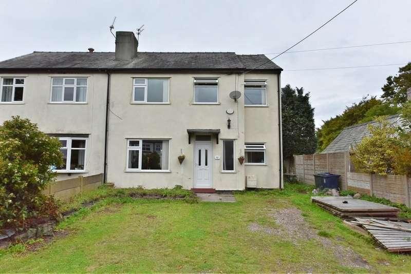 4 Bedrooms Semi Detached House for sale in Bescar Lane, Scarisbrick