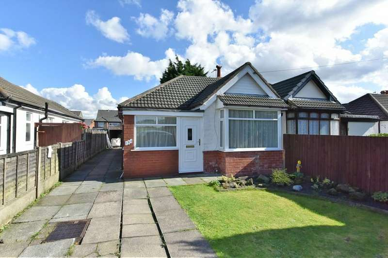 3 Bedrooms Semi Detached Bungalow for sale in Southport Road, Ormskirk