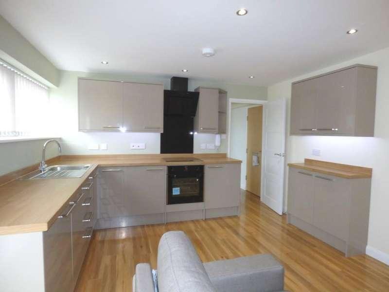 1 Bedroom Flat for sale in St Bertelins Court, Holmcroft Road, Stafford