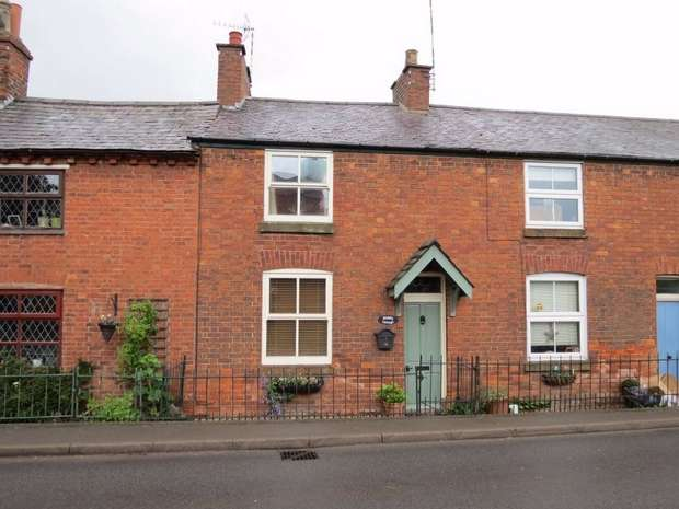 2 Bedrooms Cottage House for sale in Main Street, Theddingworth, LUTTERWORTH, Leicestershire