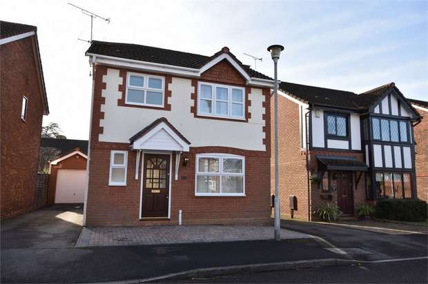 3 Bedrooms Detached House for rent in Saxon Drive, Warfield, BRACKNELL, Berkshire