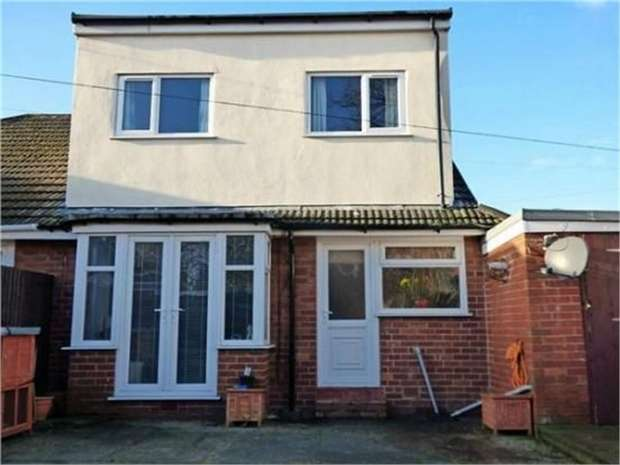 3 Bedrooms Semi Detached House for sale in Trunnah Gardens, Thornton-Cleveleys, Lancashire