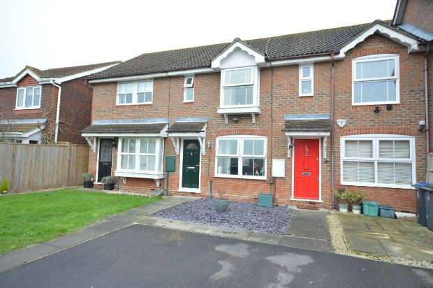 2 Bedrooms Terraced House for sale in Hillier Place, Chessington