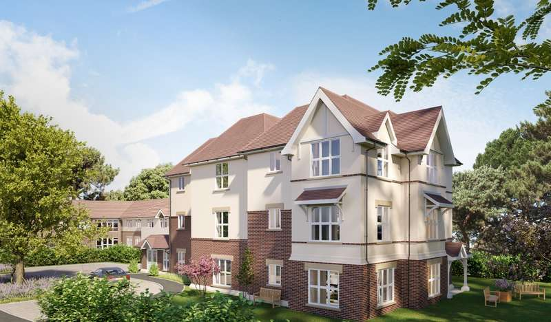 1 Bedroom Retirement Property for sale in Lower Parkstone, Poole