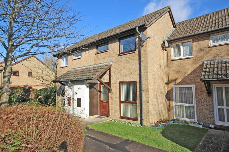 2 Bedrooms Terraced House for sale in Ashlet Gardens, New Milton